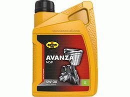 KROON Avanza MSP 5W-30 1 liter (1425169841019)
