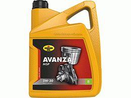 KROON Avanza MSP 5W-30 5 liter (1425169841025)