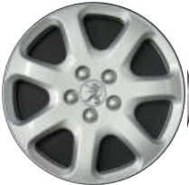 Wieldopset 16 inch Peugeot