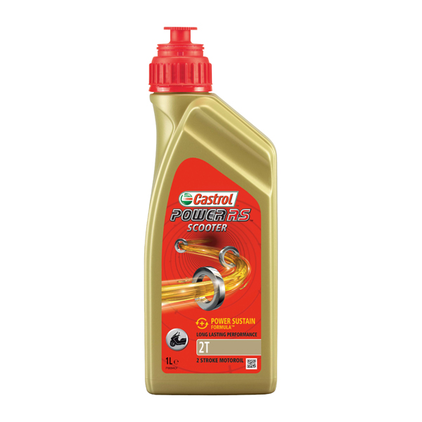CASTROL Power RS scooter 2T  1 liter (1444520003256)