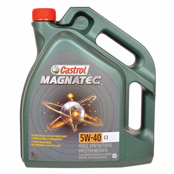 Magnatec 5W-40 C3  5 liter