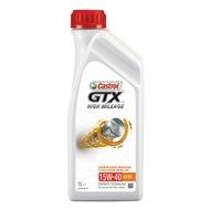 CASTROL GTX Highmileage 15W-40 A3/B3 1 liter (1412501149043)