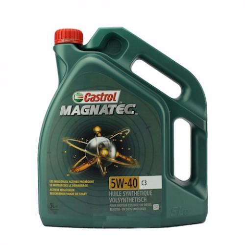 Magnatec Diesel DPF 5W-40  5 liter