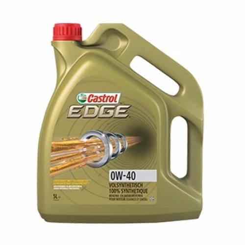 CASTROL Edge 0W-40  5 liter (1412501149004)