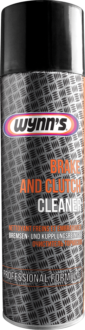 Brake & clutch cleaner