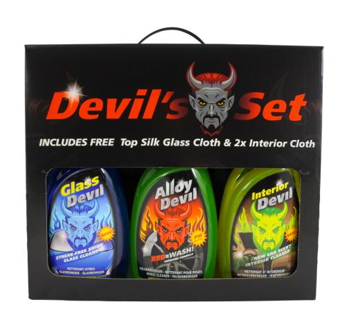 DEVILS Krachtige schoonmaakset (1518139949745)