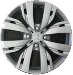 Wieldopset 15 inch Peugeot