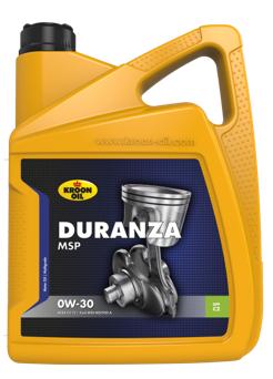 KROON Duranza MSP 0W-30 5 liter (1524039768019)
