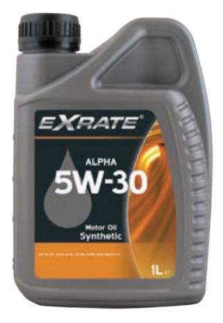 EXRATE Alpha 5W30 1 liter (1525998521114)