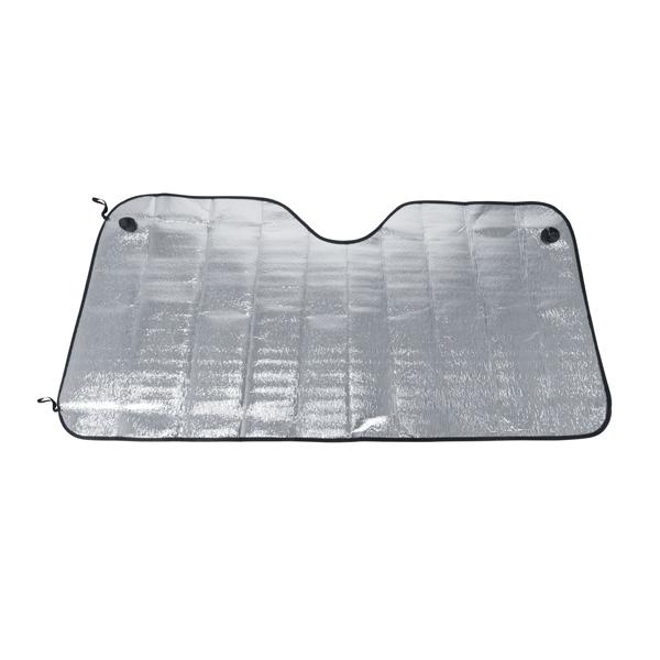 Sunshade voorruit 130x60 cm