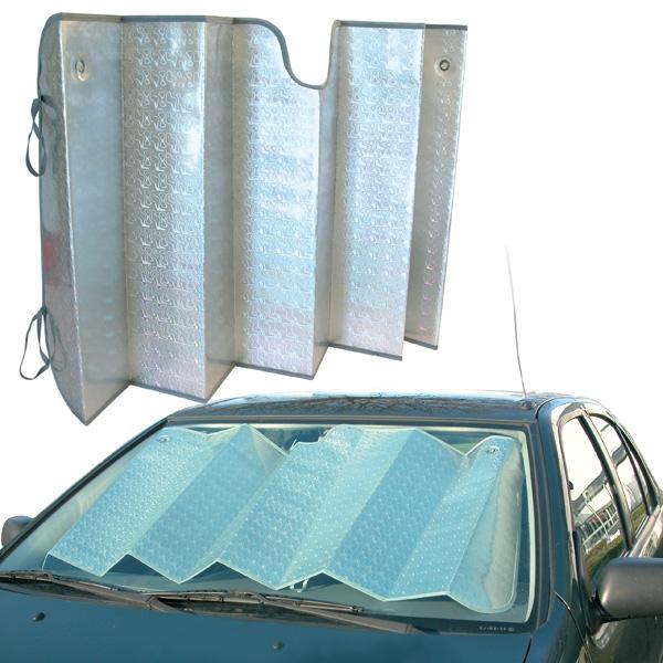Sunshade voorruit 145x60 cm
