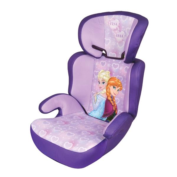 Autozitje Anna/Elsa Winter Magic