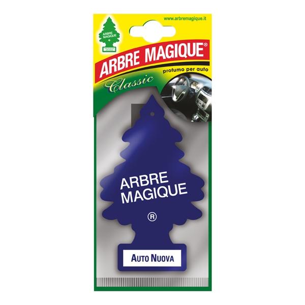 ARBRE MAGIQUE Luchtverfrisser New Car (1529454508489)