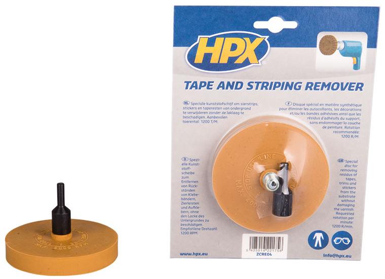 HPX Tapeverwijderaar (1302203412344)