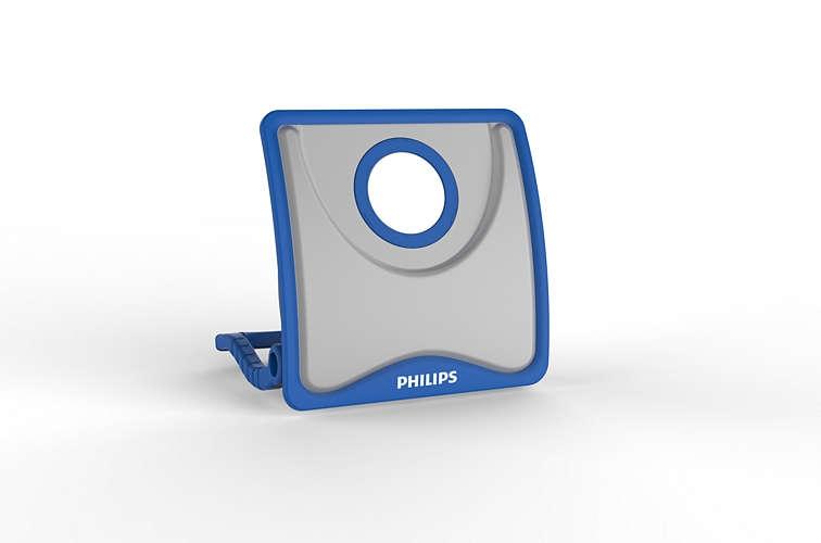 PHILIPS Oplaadbare LED-projector voor spuiterijen PJH20 MarchLine (1524130524915)