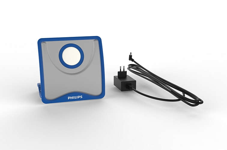 Oplaadbare LED-projector voor spuiterijen PJH20 MarchLine
