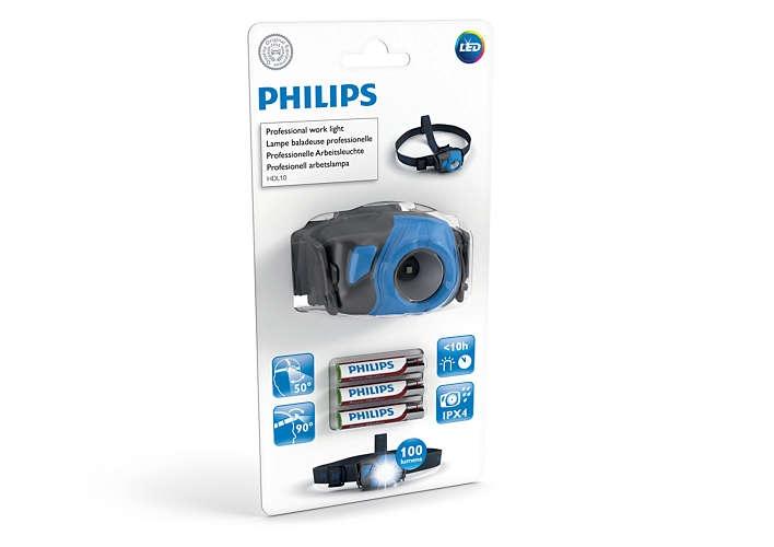 LED hoofd inspectielamp HDL10