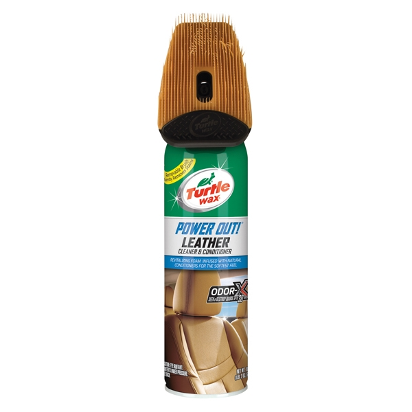 Power Out Leather 400 ml
