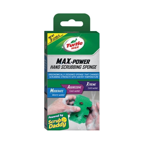 MAX power hand scrubbing spons