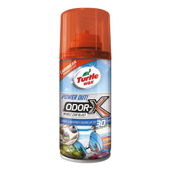 TURTLE WAX Power Odor-X - Caribean 100 ml (1830916)