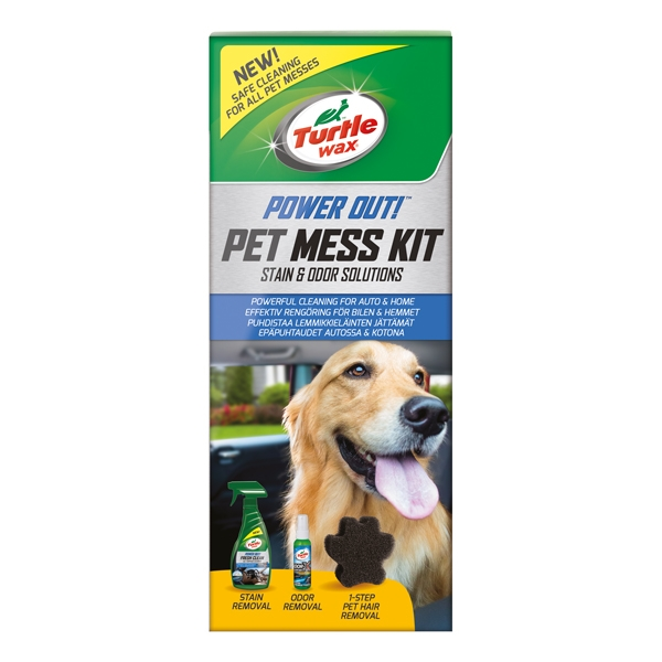 Power Out Pet Mess