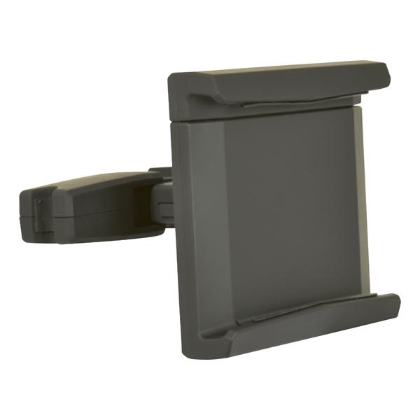 Stijlvolle hoofdsteun tablet / telefoonhouder