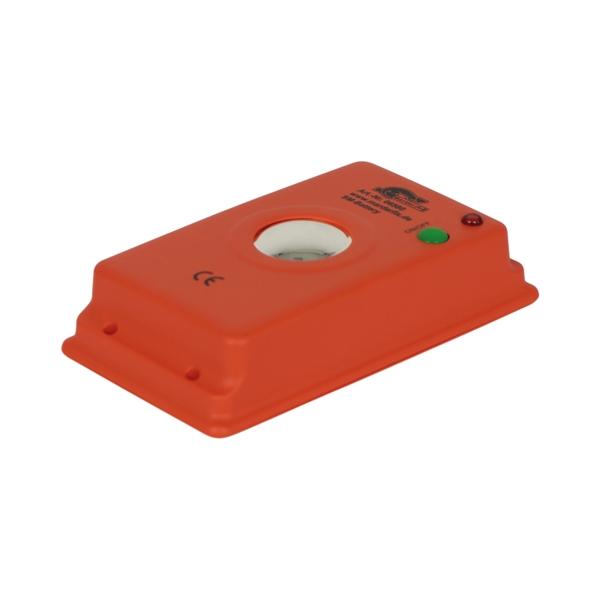 Materverjager akoestisch batterij