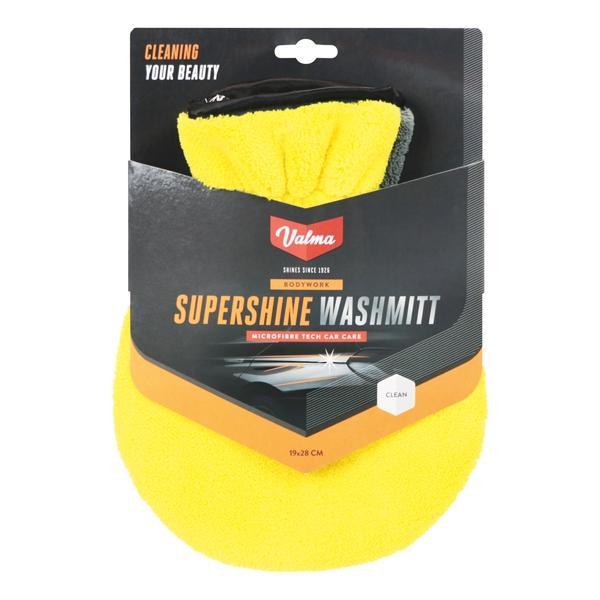V004 Supershine washandschoen