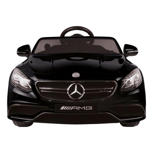 Accu-auto Mercedes Benz S63 AMG cabriolet