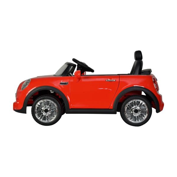 Accu-auto Mini Cooper S cabriolet
