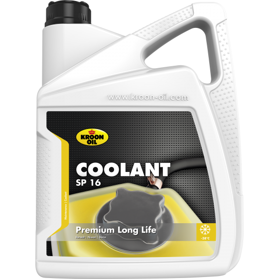 COOLANT SP 16 Inhoud 5 liter