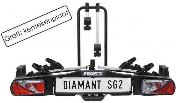 Fietsendrager Diamant SG2