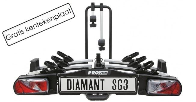 Fietsendrager Diamant SG3