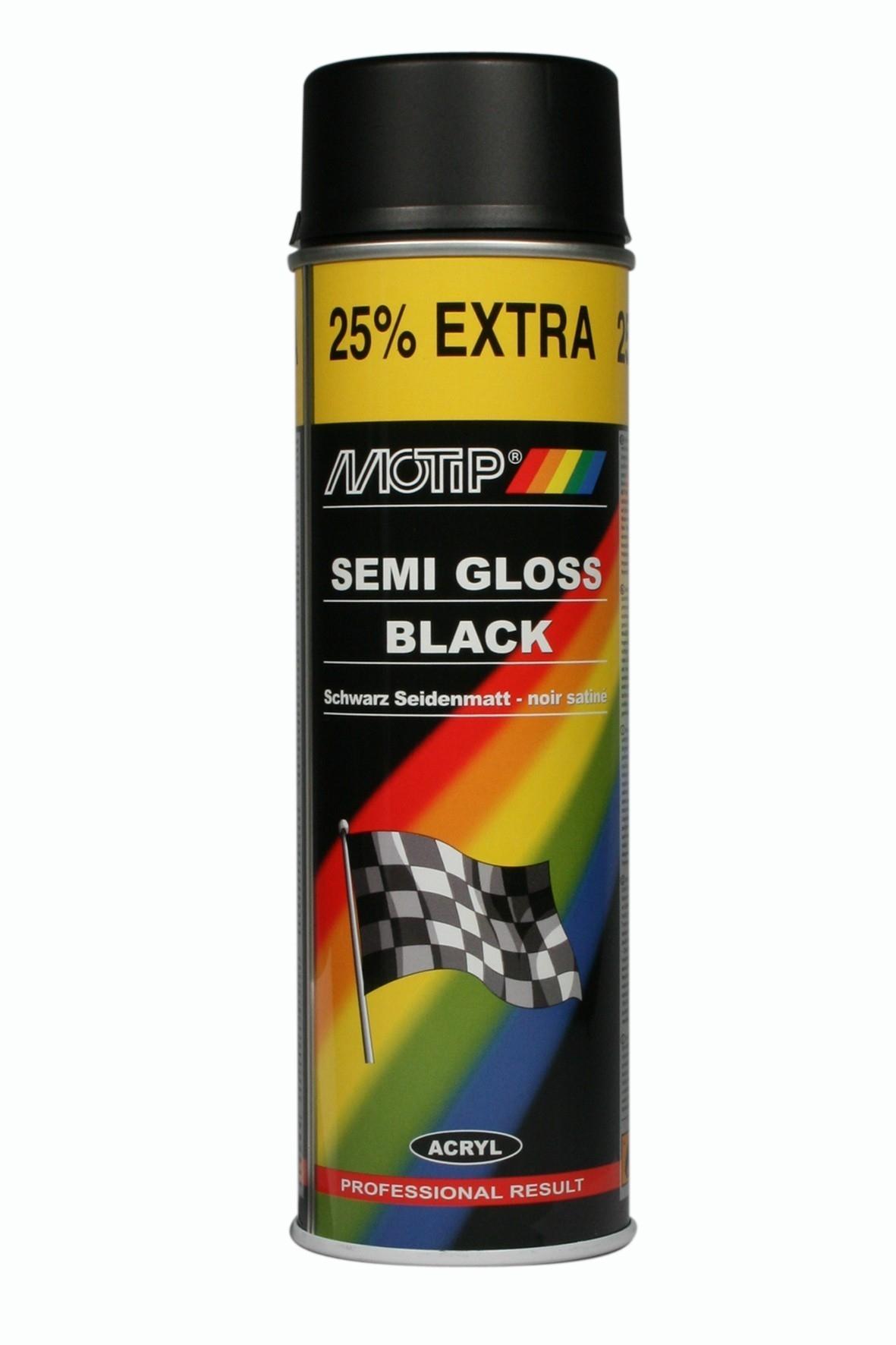 Spuitbus 500 ml primer zwart