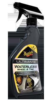 Ultimate waterless wheel & tire   Velgen en bandenreiniger