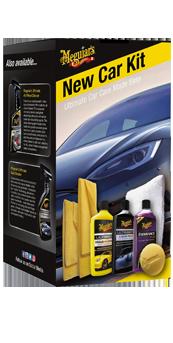 New car kit | Voordeelpakket