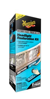 Perfect clarity headlight restoration kit | Koplamp herstel kit