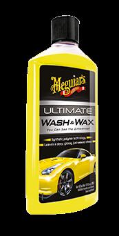 Ultimate wash & wax   Shampoo