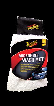 Microfiber wash mitt | Washandschoen