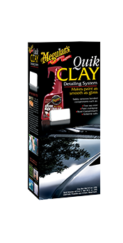 Quik clay detailing system | Finish