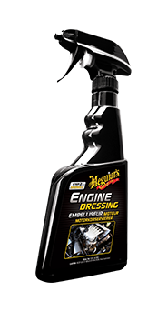 Engine dressing | Motorreiniger